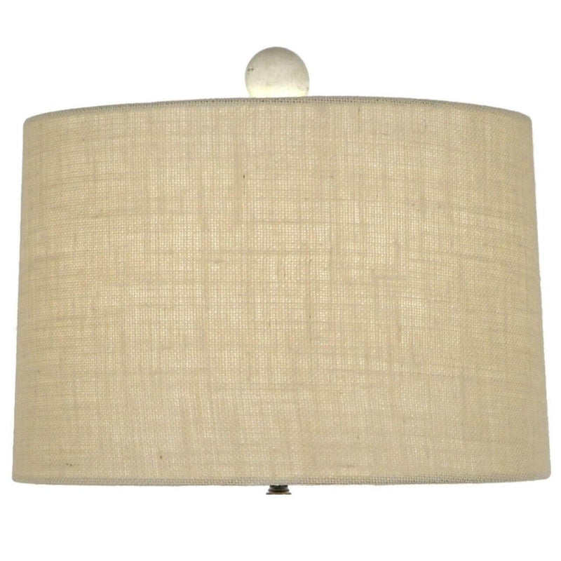 Luella Solid Wood Table Lamp