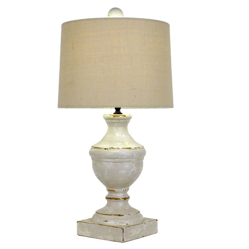 Antique Porter Solid Wood Table Lamp | Lillian Home