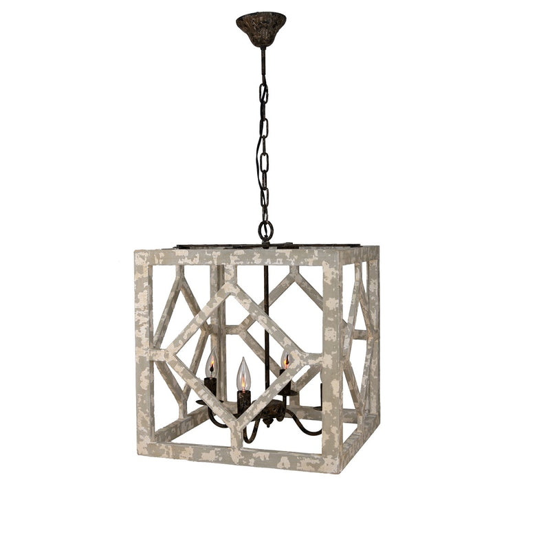 Zurich 4 Light Lantern - Lillian Home
