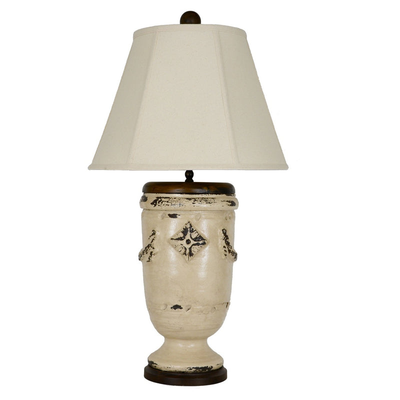 Brooklyn Pottery Table Lamp - Lillian Home