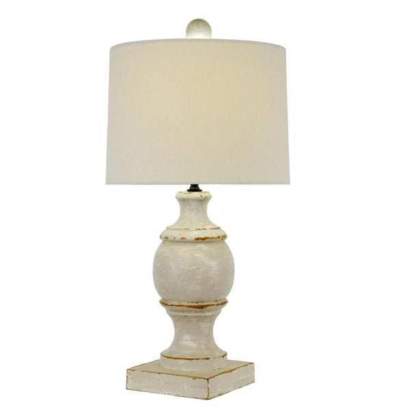 Remington Solid Wood Table Lamp - Lillian Home