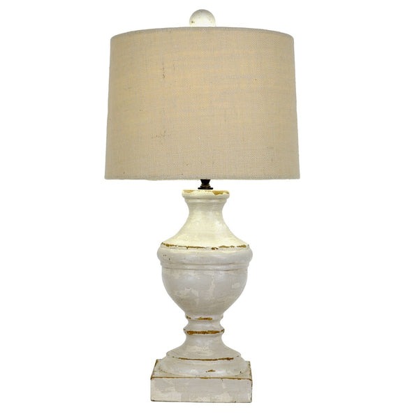 Porter Solid Wood Table Lamp - Lillian Home