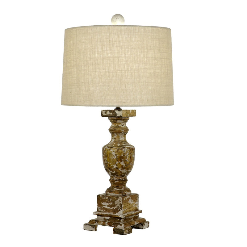 Decorative Luella Solid Wood Table Lamp | Lillian Home