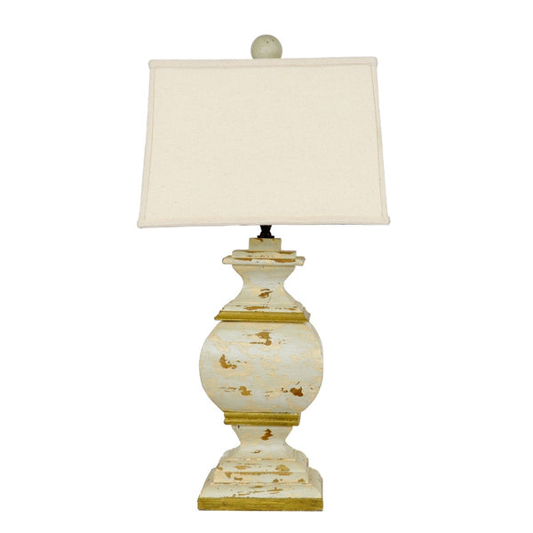 Layton Solid Wood Table Lamp - Lillian Home
