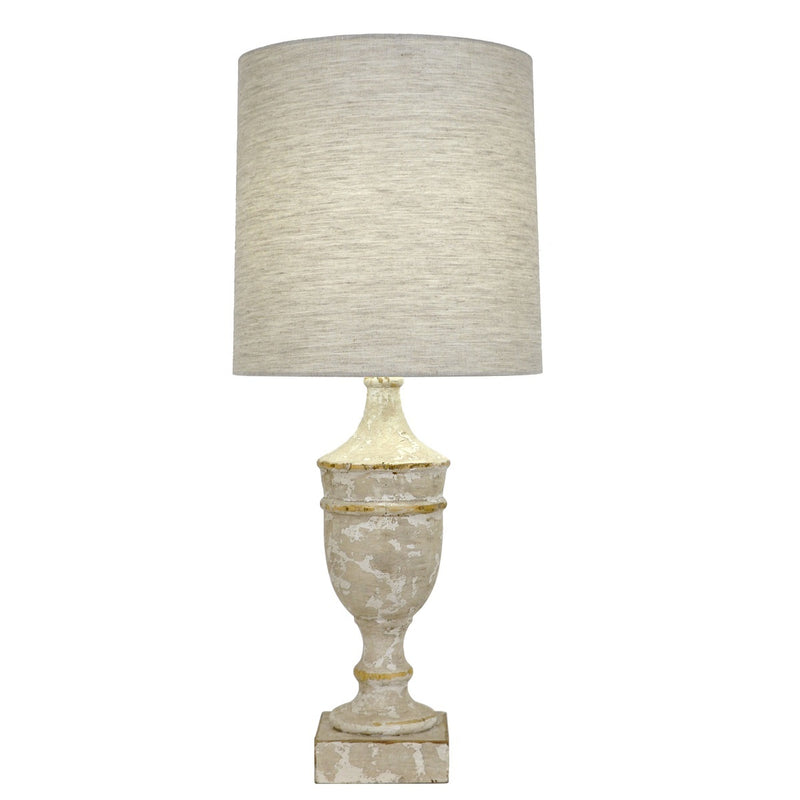 Lillian Home Callion Solid Wood Table Lamp