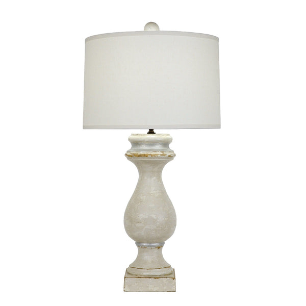 Atticus Solid Wood Table Lamp - Lillian Home