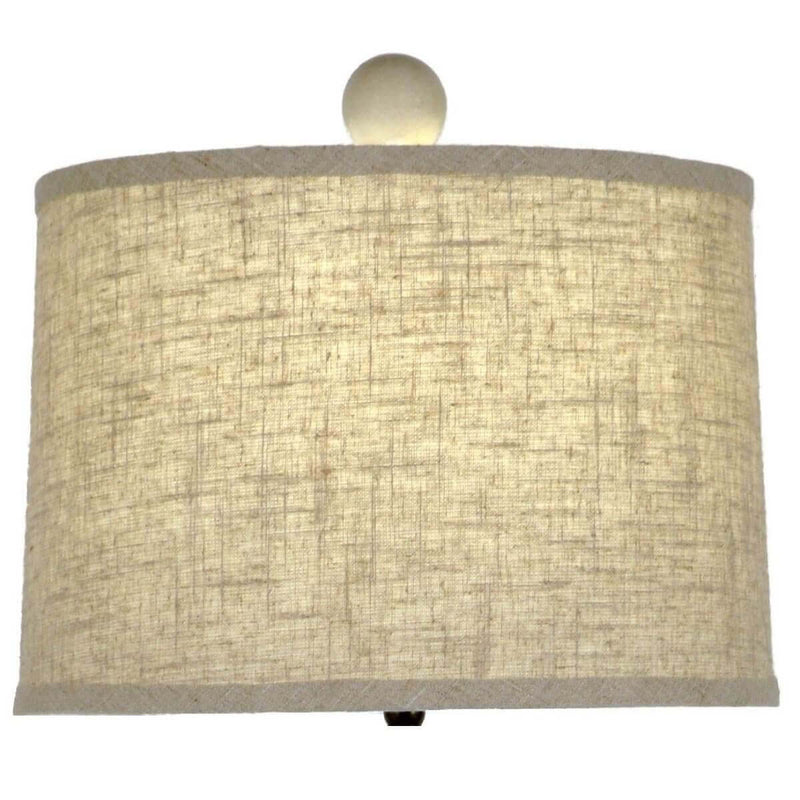 Gus Solid Wood Table Lamp
