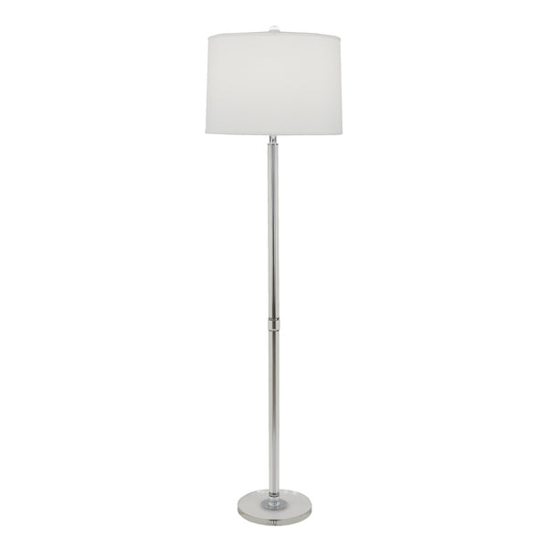 Aleyna Crystal Floor Lamp- Lillian Home
