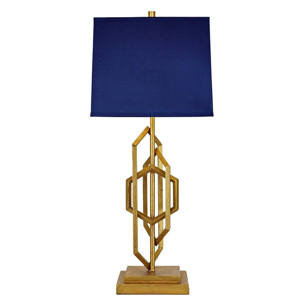 Diora Gold Table Lamp- Lillian Home