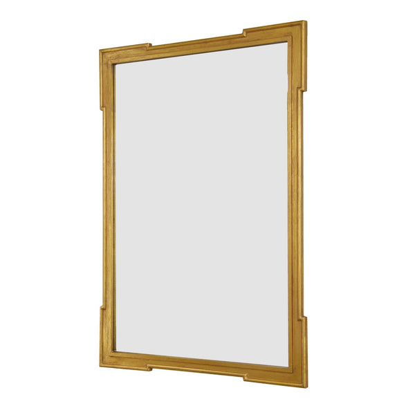 Lillian Home Pari Gold Wall Mirror