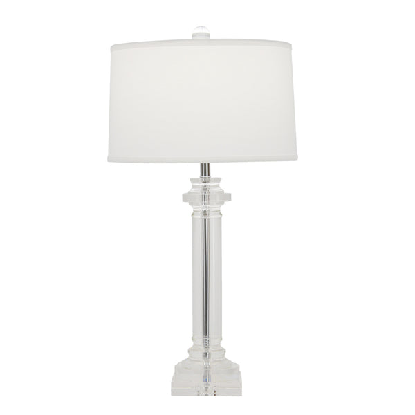 Maya Crystal Table Lamp- Lillian Home