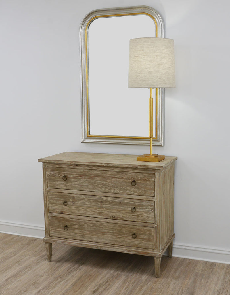 Monica Wood Dresser- Lillian Home