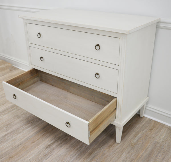 Monica 3 Drawer Dresser- Lillian Home