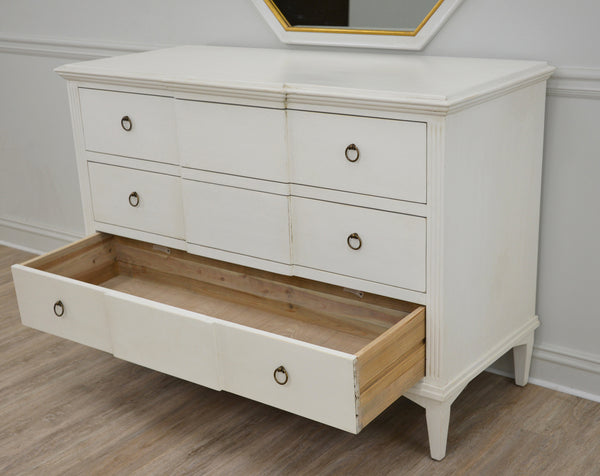 Nancy 3 Drawer Dresser- Lillian Home