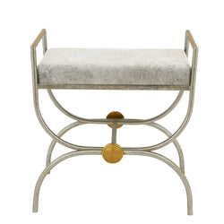 Sera Silver and Gold Bench