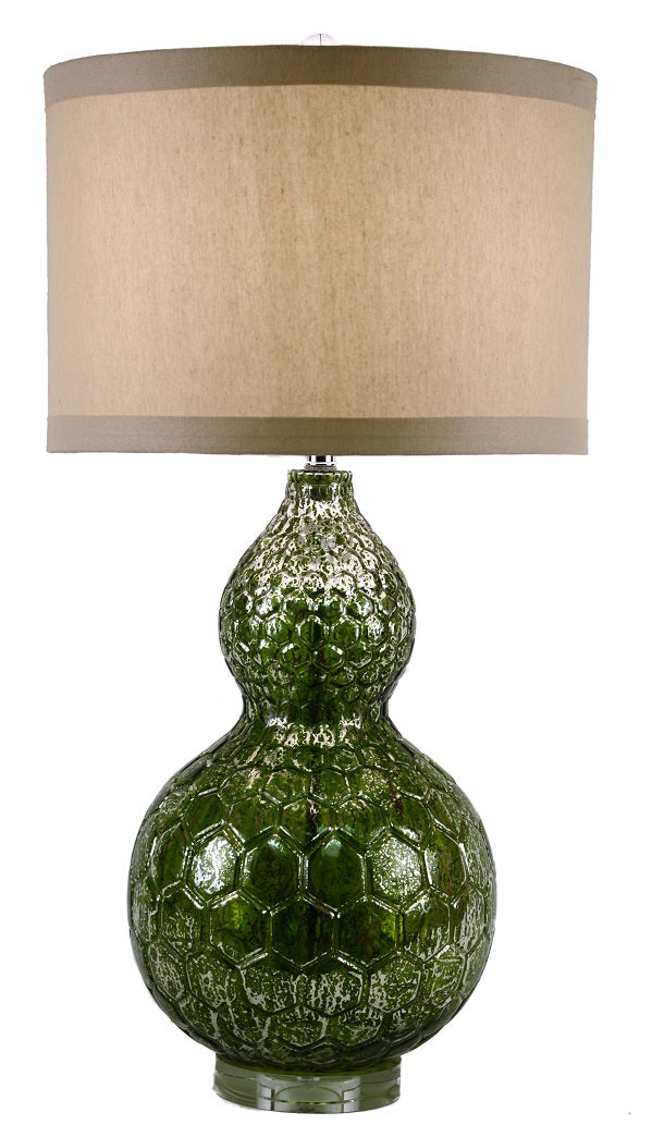GREENLAND GLASS TABLE LAMP