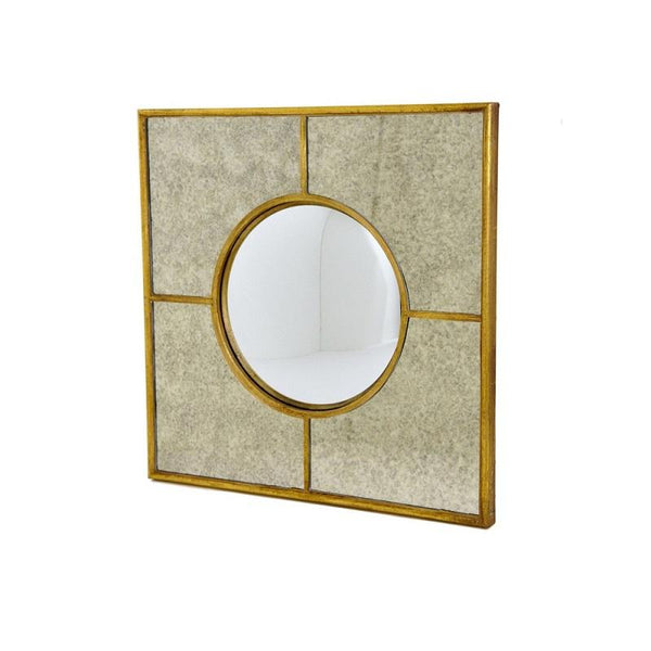 Zynan Sectional Wall Mirror - Lillian Home