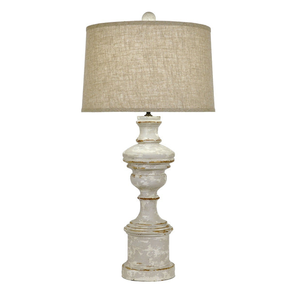 Eileen Solid Wood Table Lamp - Lillian Home