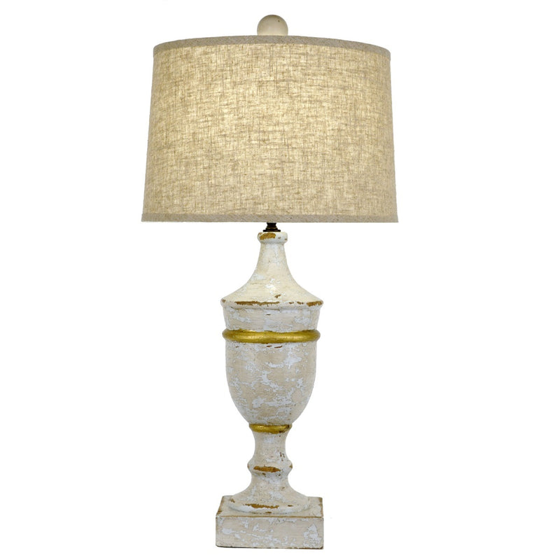 Damian Solid Wood Table Lamp | Lillian Home | Buy Now