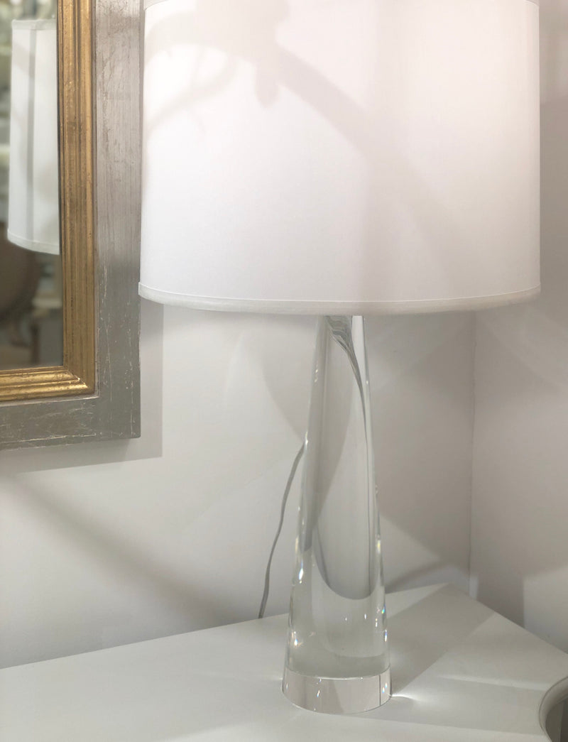 Sally Solid Crystal Table Lamp