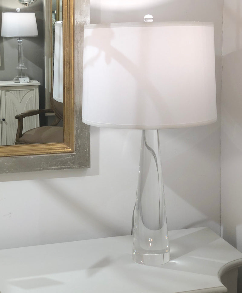 Sally Solid Crystal Table Lamp | Lillian Home | Shop Now