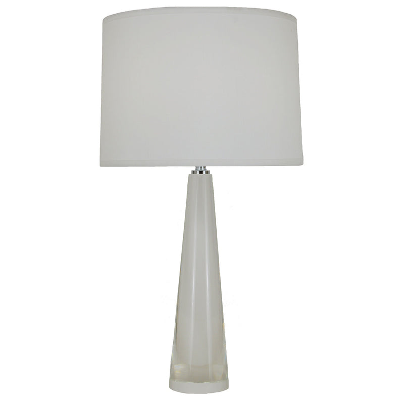 Sally Solid Crystal Table Lamp | Lillian Home