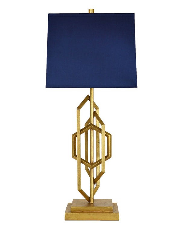 Diora Gold Table Lamp - Lillian Home