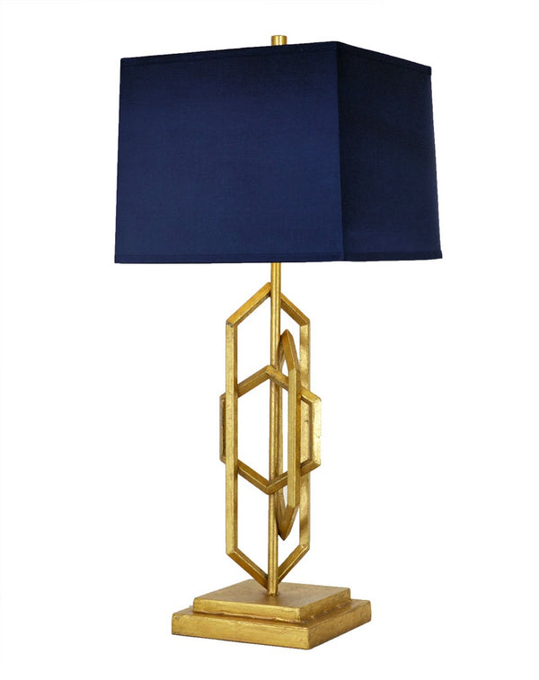 Lillian Home Diora Gold Table Lamp