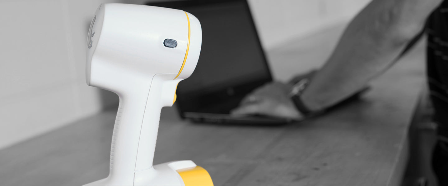 3d scanning device - peel 3d scanner