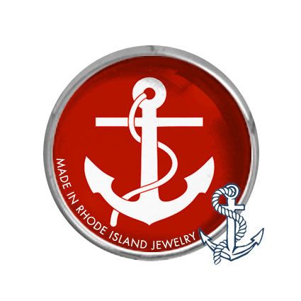 Ruby Red Anchor