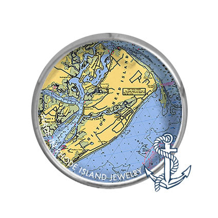Hilton Head, SC -  Nautical Chart