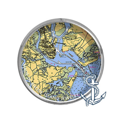 Charleston, SC -  Nautical Chart