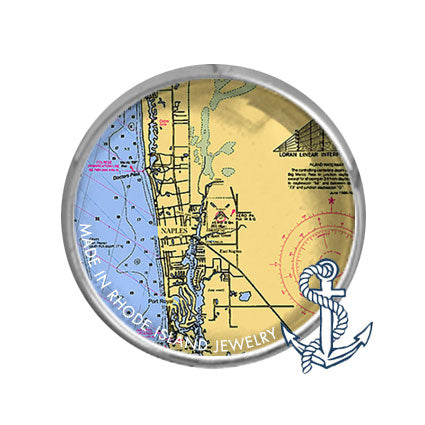Naples, FL -  Nautical Chart