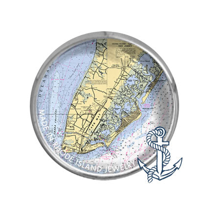 Cape May, NJ -  Nautical Chart