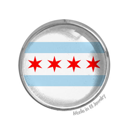Chicago, IL - Flag