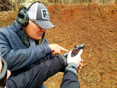 AIWB + Red Dot Pistol: The Path to Performance / Jonesboro, Indiana (Deer Creek Conservation Club) / July 13-14, 2019