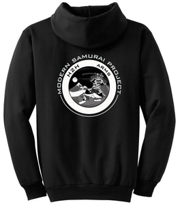 Modern Samurai Project Hoodies