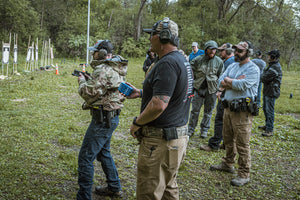 Red Dot Pistol: Fundamentals and Performance 2 Day Course / Pleasanton (San Antonio), TX / Reality Defense Inc Range / March 14-15, 2020
