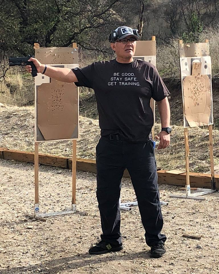 The MSP Path to Performance: 1 day AIWB + 2 day RDS Pistol \ Lake View Terrace (LA), CA \ October 8-10, 2019