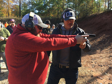 Red Dot Pistol: Fundamentals and Performance 2 Day Course / Nashville, TN (Royal Indoor Range) / February 22-23, 2020