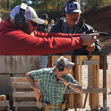 MSP + Gun Craft Solutions: 2 Day Red Dot Pistol: Fundamentals and Performance + 1 Day Fighting Pistol / Sacramento, CA June 15-17, 2019