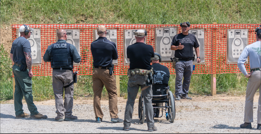 Red Dot Pistol: Fundamentals and Performance 1 day workshop Winchester, VA November 3, 2018