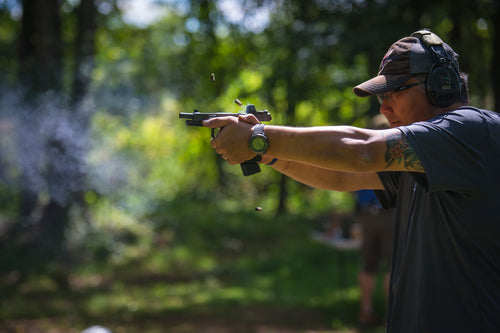 Red Dot Pistol: Fundamentals and Performance 2 Day Course Cresson, TX , October 20-21 , 2018
