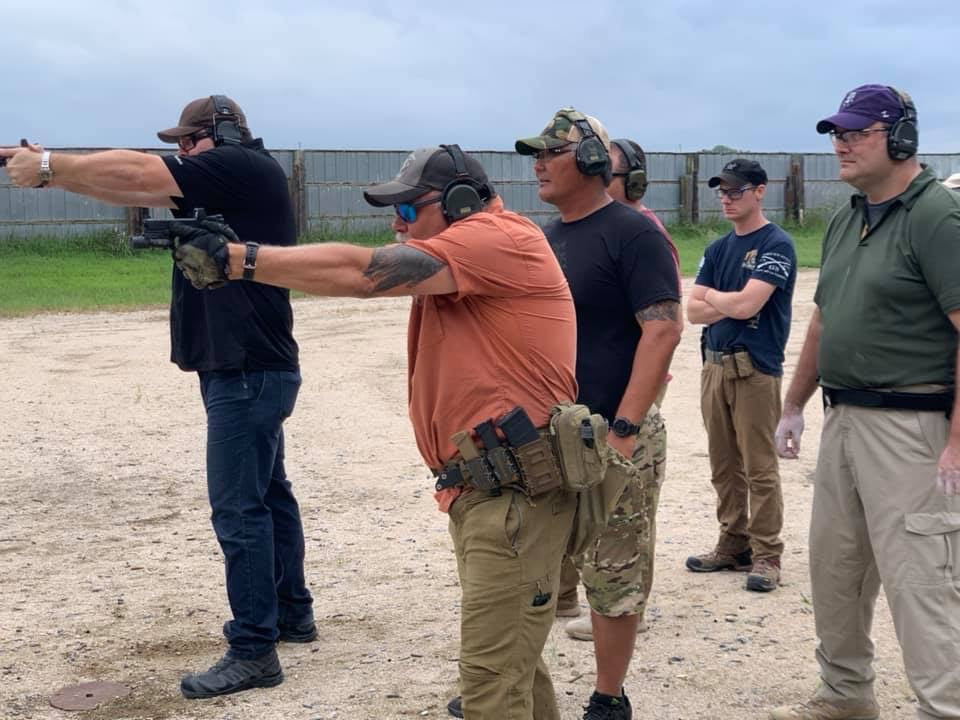 Red Dot Pistol: Fundamentals and Performance 2-Day Course / Culpeper, VA / November 14-15, 2020