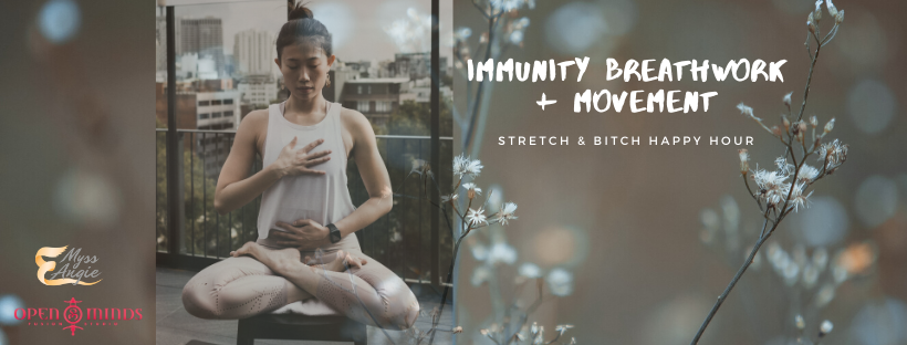 Immunity Breathwork + Movement