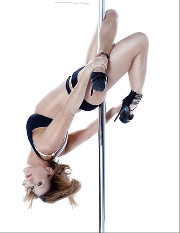 Kitty Monroe - Don Curry photographer  - pole dance