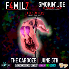 Pole Performers at F4MILY, Smokin Joe, and DJ Elsewhere show at The Cabooze in Minneapolis Minnesota