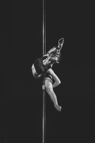 Sophia at Minnesota Pole Competitions