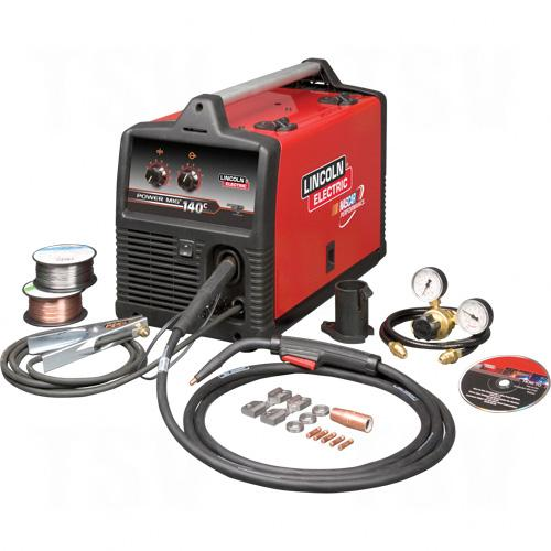 Power MIG® 140C Wire Feed Welders