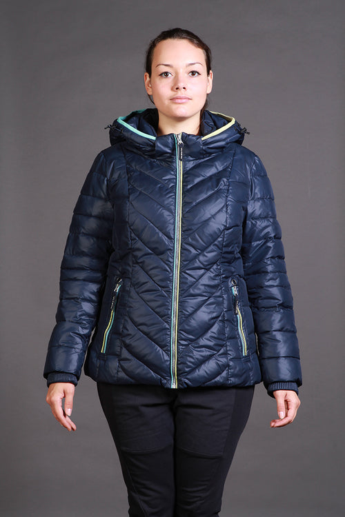 Plus Size Women Winter Down Coat VLCB-Q110